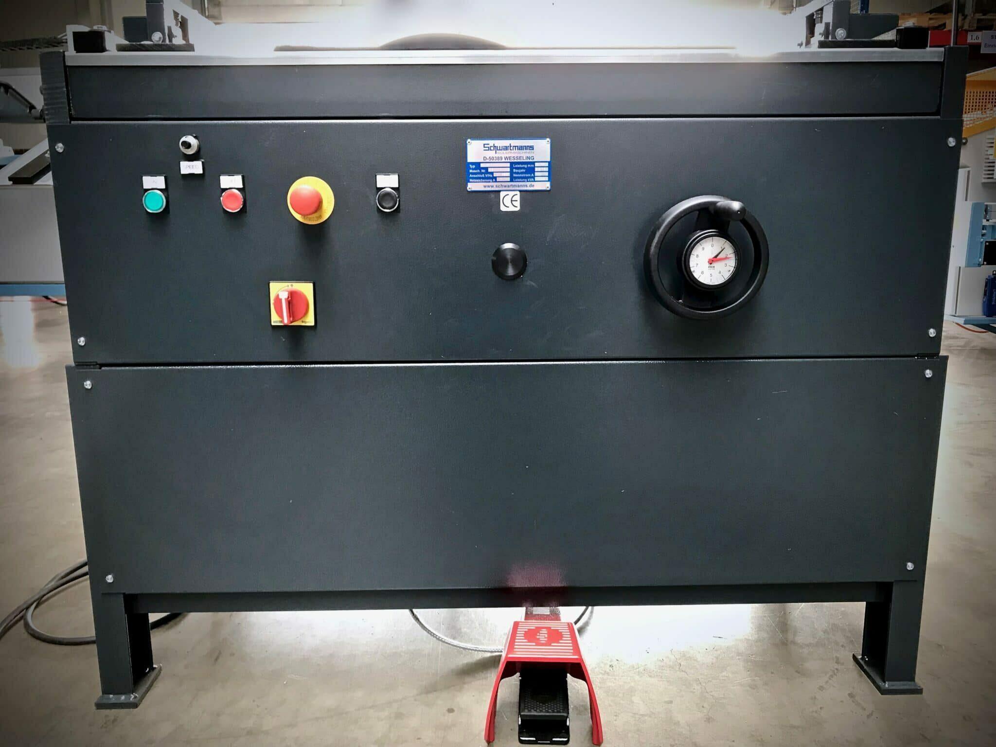 Rundsickenmaschine RSM