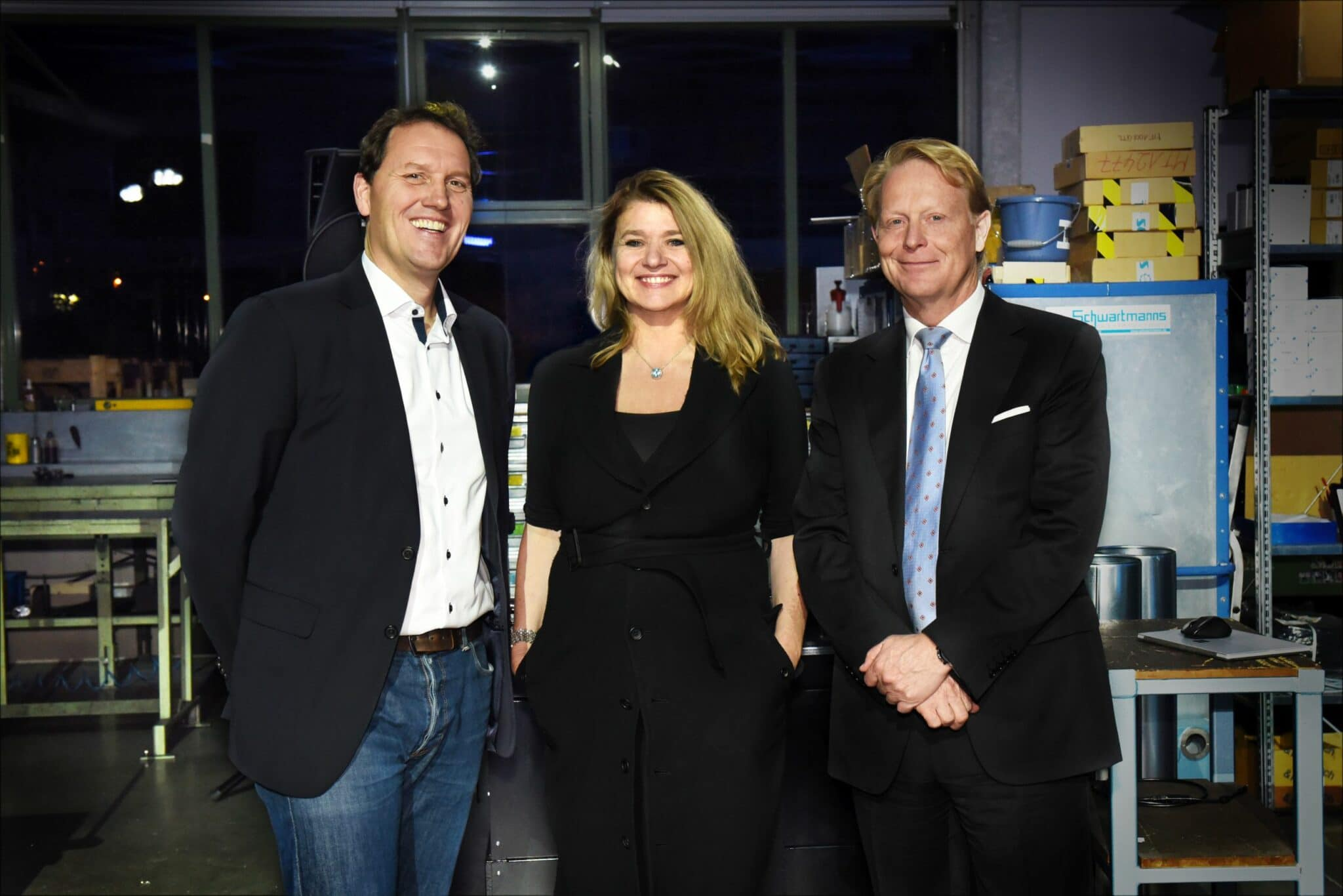 Direktor, Ms Fleischmann and President